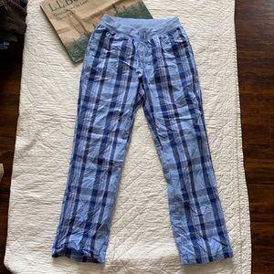 LL Bean Cotton Pants